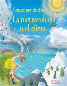 fascinant llibre amb solapes per coneixer-ho tot sobre la meteorologia.