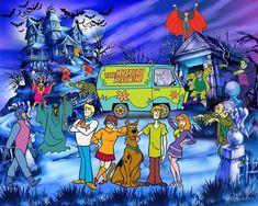 Walltastic Scooby-Doo Childrens Bedroom Designer Wallpaper
