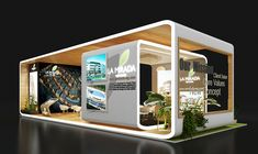 Exhibition Stall Design, Exhibition Space, Exhibition Stands, Exhibit Design, Trade Show Booth Design, Stand Design, Standing Signage, Cozy Coffee Shop, Web Banner Design