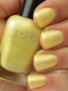 The Lacquer Factor: ZOYA Piaf