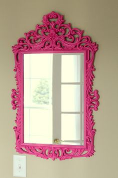 Beautiful Pink #Mirror