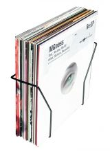 Support vinyles DJ VINYL HOLDER SMART GLORIOUS DJ : support mural pour rangement de 25 vinyles