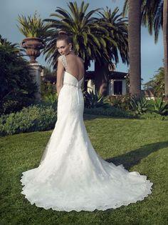 Casablanca Bridal Style 2151