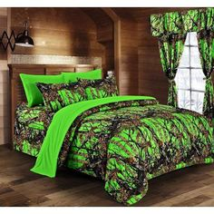 Regal Comfort Biohazard Green Camouflage King Premium Luxury Comforter, Sheet, Pillowcases, and Bed Skirt Set Camo Bedding Set for Hunters Teens Boys and Girls Comforter Sets, Green Comforter, Home, Cheap Bed Sheets, Camo Bedding Sets, Bed Linens Luxury, Camo Bedding, Bed, Luxury Bedding