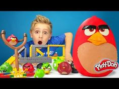 Angry Birds Play-Doh Surprise Egg with Hot Wheels Track and Angry Birds K'Nex Build | KIDCITY -  #bird #birds  #birding #animale #bird_watchers_daily #animal #birdwatching #pets #nature_seekers #birdlovers Today our unboxing is this amazing Angry Birds Play-Doh Surprise Egg with an Angry Birds Hot Wheels Track and Angry Birds K'Nex Lego Build & Unboxing! We'll stop motion... - #Birds