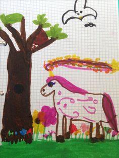 Unicornio by P.