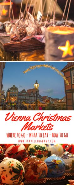 Vienna Christmas Markets are an unforgettable experience for everyone. Learn how to get there, what to buy and what to eat with this comprehensive guide. It includes public transport information and programs!