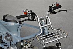 Honda Cb1100, Nardo Grey, Honda Cub, Aluminum Rims, Luggage Rack, Commuter Bike, Mini Bike, Front Brakes, Custom Motorcycles
