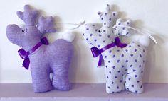 Renne piene di Lavanda Dinosaur Stuffed Animal, Icons, Home, Lavender, Gift, Manualidades