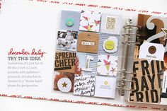 December Daily® 2016   Day 02