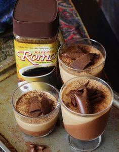 Kaffree Roma Dark Chocolate Dual Pana Cotta