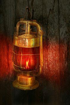Lantern...Mike Savad