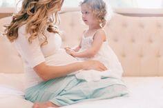 Leslee Mitchell Kids. Maternity photo.