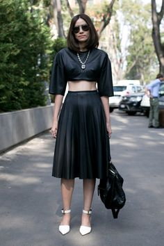 All the Best Street Style Straight From Milan Fashion Week!