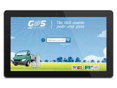 O gás delivery é um site que promoveu a inovação da venda de gás de cozinha na internet através de uma plataforma de e-commerce por região e gestão de multi-fornecedores. // Cliente: Gás Delivery