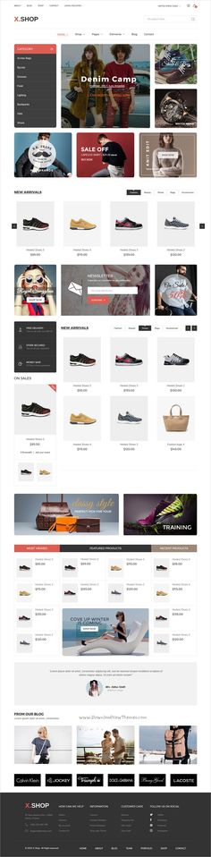 X-shop is an advanced responsive #Shopify theme for awesome #shoes #footwear eCommerce websites with 20+ unique homepage layouts download now➩ https://themeforest.net/item/xshop-kute-shopify-theme/18977648?ref=Datasata