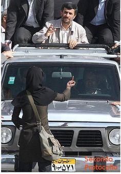 The Iran Lady