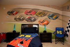 Nascar Boys Room Ideas