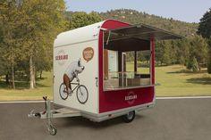 MMVV 2500 RS Food Trucks, Popcorn Maker, Kitchen Appliances, Bar, Diy Kitchen Appliances, Home Appliances, Kitchen Gadgets, Food Carts