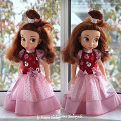 Doll clothes for Disney animator dolls by FairyTaleLOVEit on Etsy
