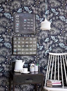 Tee itse kalenteri / kotivinkki.fi