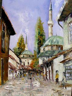 Bascarsija, Sarajevo