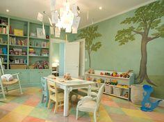 Originales y creativas habitaciones para l@s más peques de la #casa (IV)