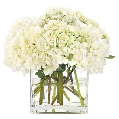 Natural Decorations, Inc. Faux Hydrangea Arrangement I