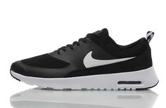pretty nice 0de74 66ecc UK Market - Nike Air Max Thea Mens Black White Trainers