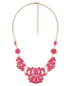 Ummmm I was wishing for a necklace like this from kate spade or j.crew:  Forever 21. $9.80 BAM!