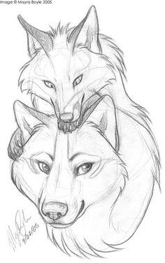 How to Draw a anthro Fox Head   Fox on Head by huskie666