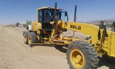 SDLG puts in the hard yards on Saudi road maintenance