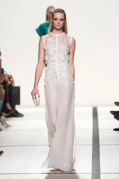 Elie Saab Spring 2014 Ready-to-Wear Collection