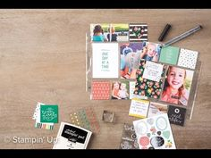 Video overview of Project Life and how the system works. Easy fast and affordable scrapbooking. By Becky Higgins and Stampin' Up! Learn more on my website. Created by Needs A Ribbon