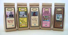 Our 5 varieties of porridge. Visit our website to see them all.  http://www.earthsharvestfarm.com/shop.html