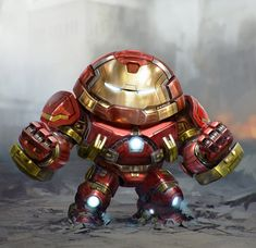 #Hulkbuster #Fan #Art. (HULKBUSTER) By: Kuchu Pack. (THE * 5 * STÅR * ÅWARD…