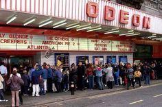 The old Odeon cinema on Pilgrim Street, Newcastle.