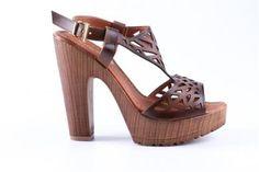 Carla Rossi - Kadın Kalsik Topuklu Ayakkabı