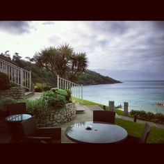 Carbis Bay Hotel in St Ives, Cornwall