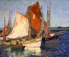 Art Contrarian: Edgar Payne: Master California Impressionist
