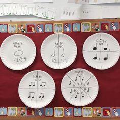 Peters Tuneful Teaching: Amazing Music Math Integration in First Grade! Music Math, Preschool Music, Music Activities, Music Classroom, Music Teachers, Movement Activities, Music Music, Formation Continue, Music Lesson Plans