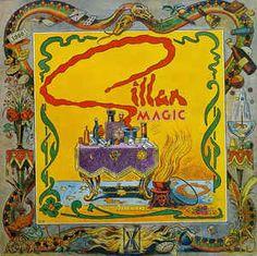 Gillan - Magic