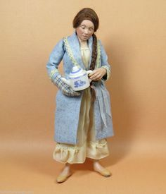 Mary Penet, IGMA fellow and Phil LaVigne, IGMA fellow - OOAK Figure -,sold on e-bay for $450