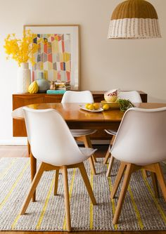 cool 99 Mid-Century Modern Dining Room Tables http://www.99architecture.com/2017/03/04/99-mid-century-modern-dining-room-tables/