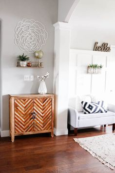 Cabinet Inspiration For A DIY Project InspirationLiving Room