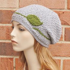 Ravelry: Linden Slouch Hat pattern by Justine Walley