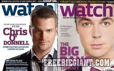 Free 3-Year Subscription To CBS Watch Magazine - http://freebiegiant.com/free-3-year-subscription-cbs-watch-magazine/ Value Mags is giving away free 3-year subscriptions to CBS Watch magazine, but you must be a US resident to get this offer.  If you would like to get your free 3-year subscription to CBS Watch magazine, simply click here to fill out the request form. This offer is valid while supplies last and...