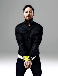 James McAvoy....yes please!!!