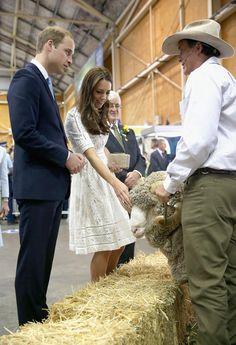 Kate Middleton Photos Photos - Catherine, Duchess of Cambridge and Prince…