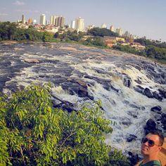 Cadê eu?  #riopiracicaba #salto #mirante #rio #piracicaba #domingo #tour #gopro